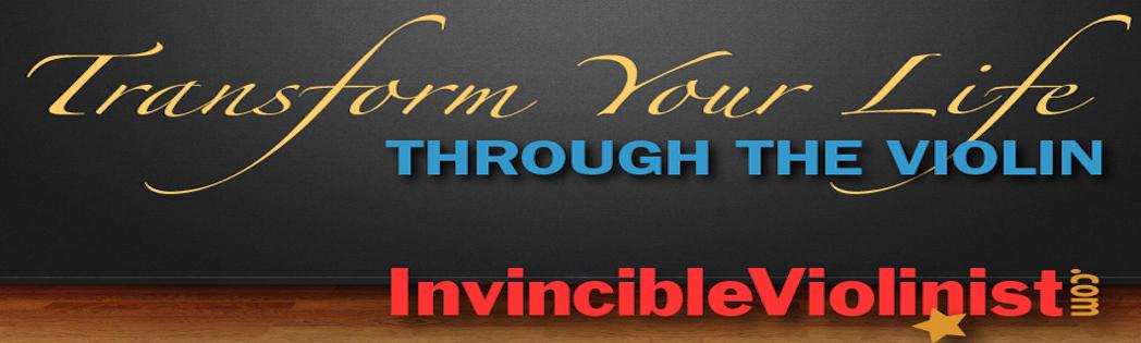 Invincible Violinist header image